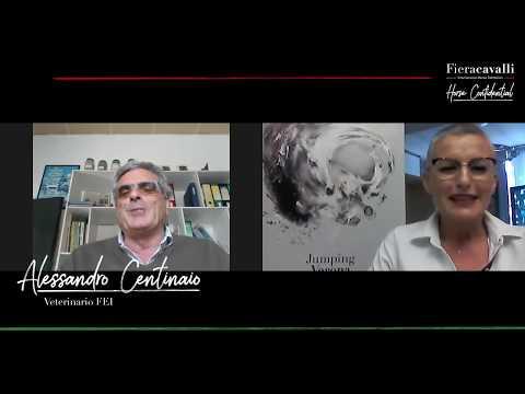 HORSE CONFIDENTIAL #7 Alessandro Centinaio - Veterinario FEI