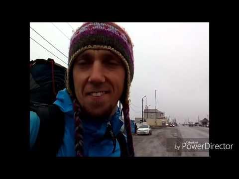 Путешествие автостопом. Грозный -Астрахань. Февраль 2016
