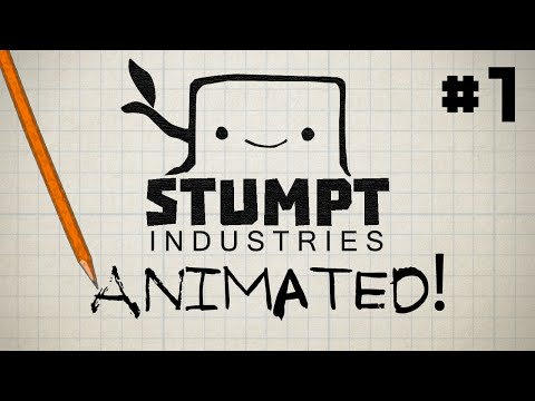 Stumpt Industries Animated - #1 - Price Gets A Promotion!