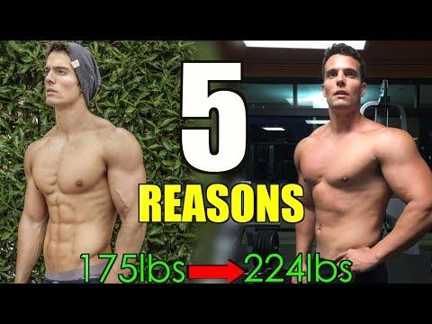 5 REASONS DIETING & BODYBUILDING IS MAKING YOU FAT | JON VENUS
