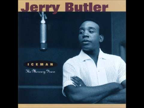 JERRY BUTLER -  I Dig You Baby