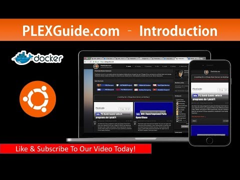 PlexGuide com - Heimdall Application Demo