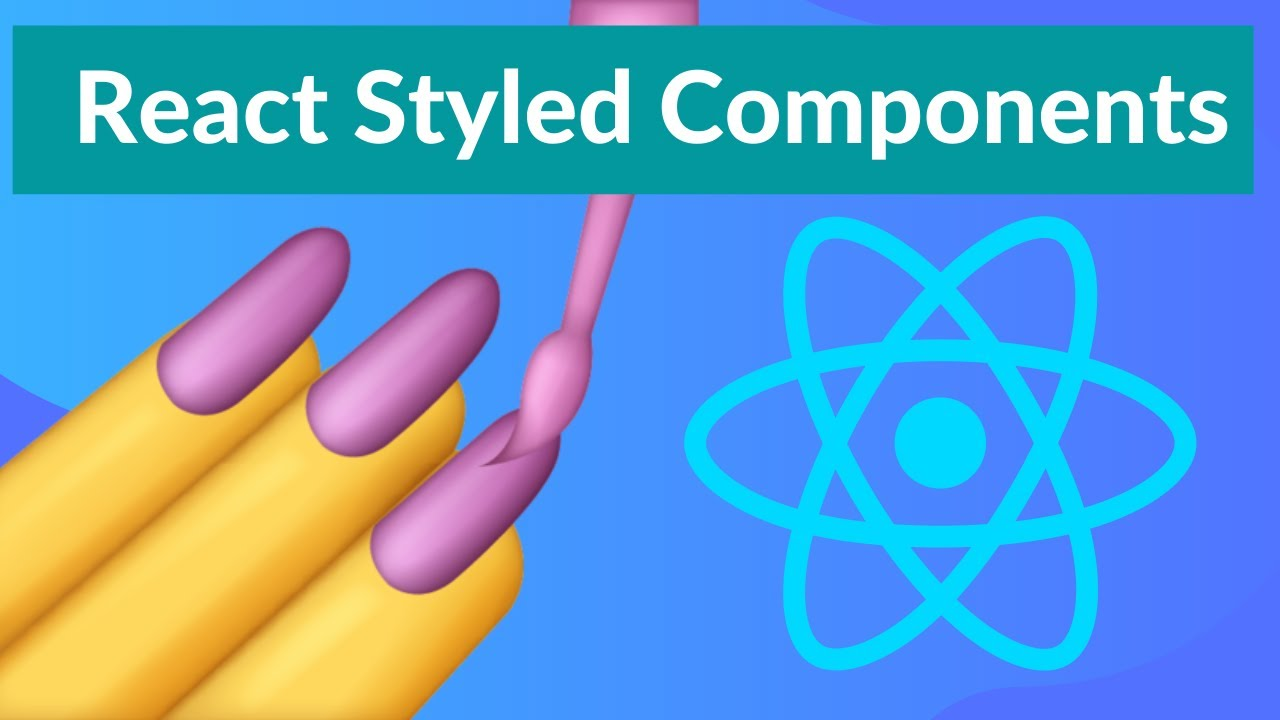 React Styled Components Library Tutorial