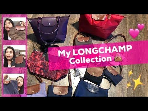 My LONGCHAMP BAG Collection