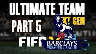 FIFA 14 Next Gen Ultimate Team - Дорога к 1 дивизиону - Часть 5