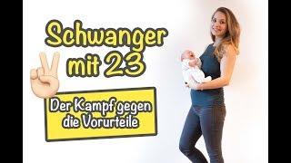 JUNG MAMA WERDEN | Der Kampf gegen Vorurteile | Vor- & Nachteile des Mamaleben mit 24