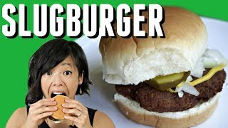 SLUGBURGER | HARD TIMES - recipes fr. times of food scarcity