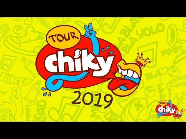 Tour Chiky Final 2019 - Guatemala