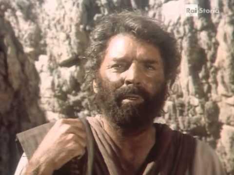 Mosè 1974 con Burt Lancaster. Puntata 5