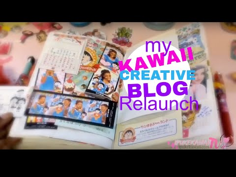 The Kawaii Creative Corner | Kawaii Lifestyle Meets Arts + Entrepreneurship Blog