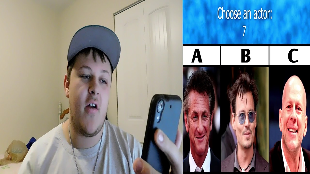 which guy to choose quiz