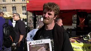 Marche contre la chasse (13 octobre 2018, Paris)
