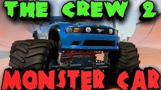 Уличные гонки и монстр машина - The Crew 2 (реальный стрит рейсинг)