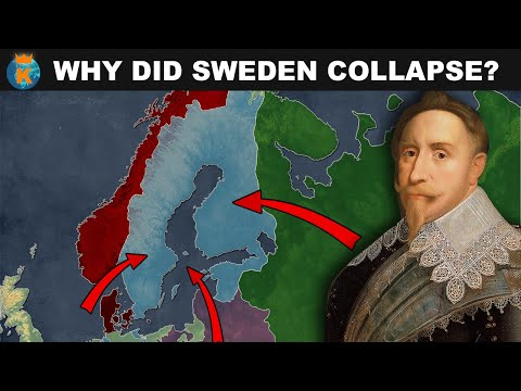 Why did the Swedish Empire Collapse?