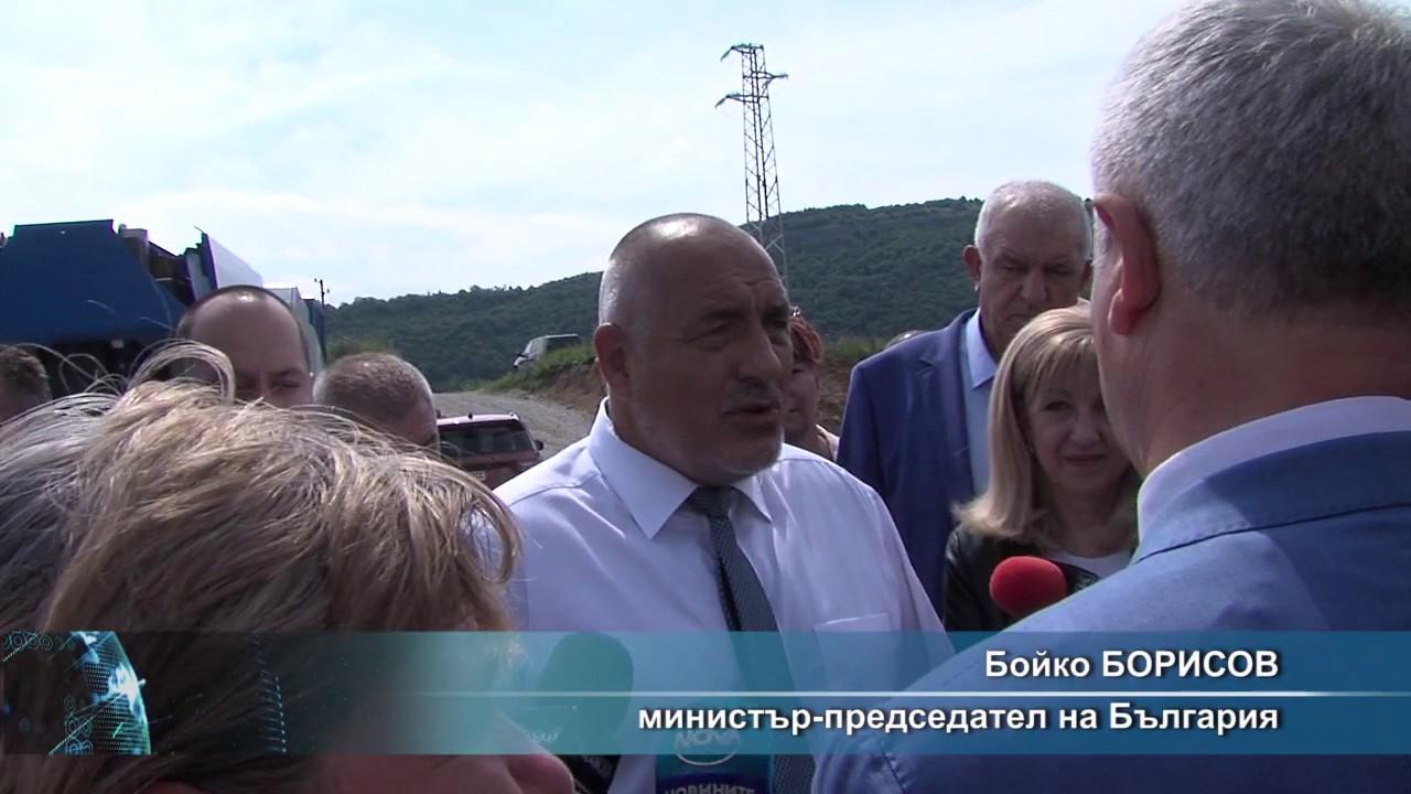 (VIDEO) - Борисов: Рибата ни е по-прясна от гръцката, хотелите са ни по-хубави!
