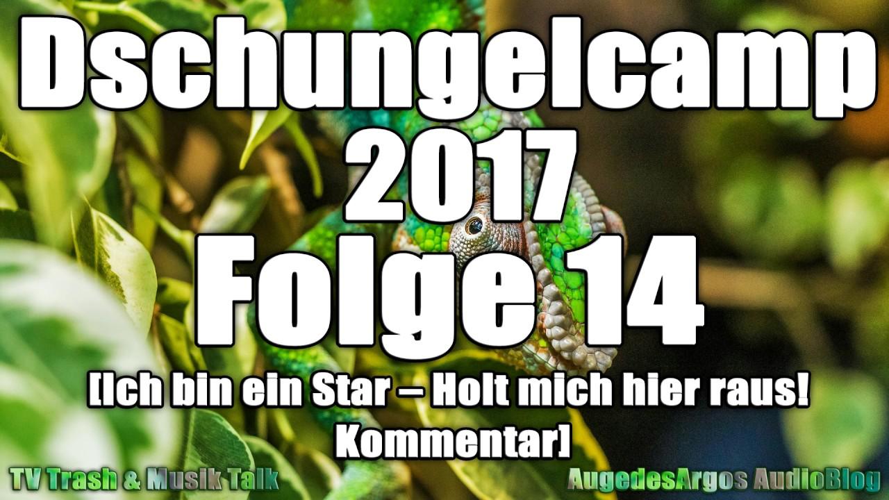 Dschungelcamp 2017 Folge 14 Ich Bin Ein Star Holt Mich Hier Raus