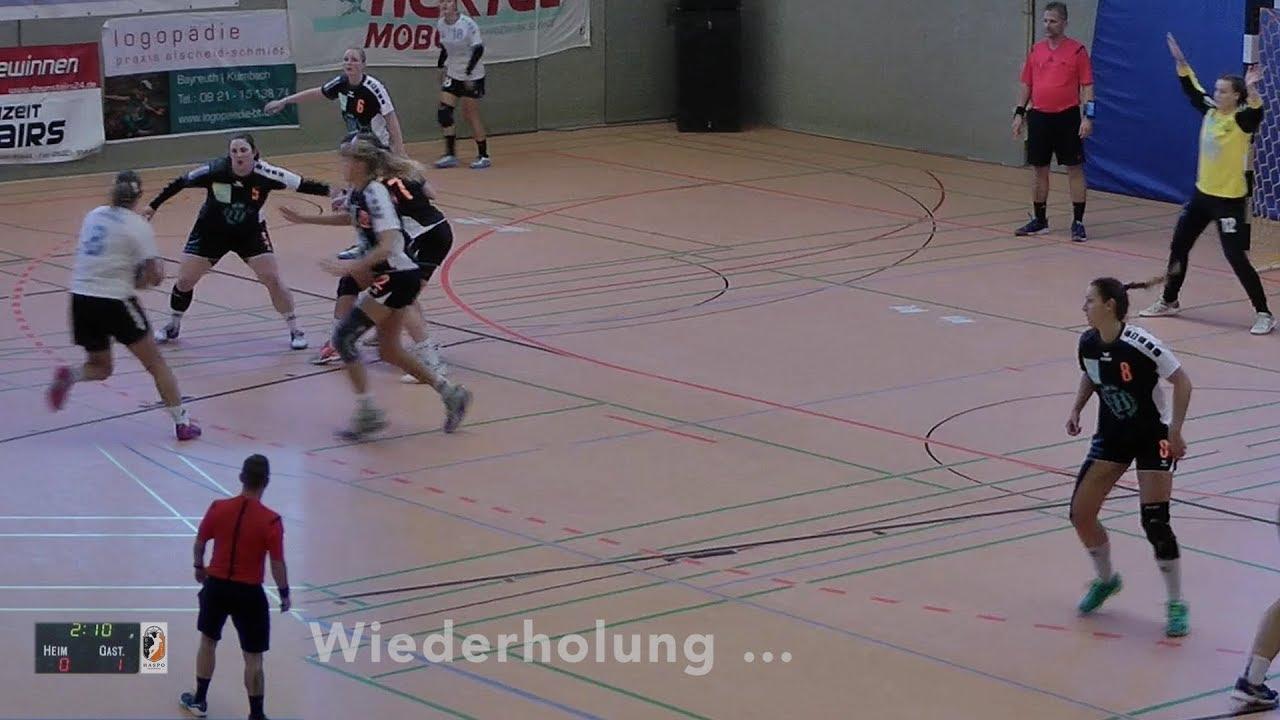 Handballregeln Neu