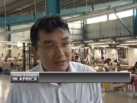 Doing Business In Africa - Mauritius Part 4 - Textile Industry