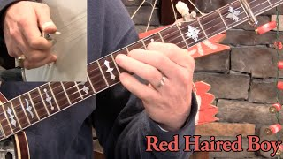 Red Haired Boy for Melodic Banjo Lesson!