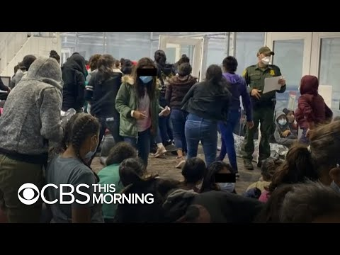 Biden administration tells migrants to stay home despite more than 100,000 apprehensions last mon…