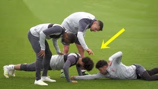 Funny Moments in Training ● Salah, Mbappe, Ronaldo, Messi...