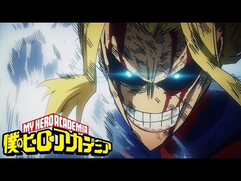 UNITED STATES OF SMASH! | My Hero Academia