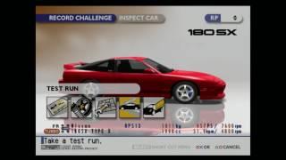 Tokyo Xtreme Racer DRIFT 2   180SX BUILD   HAKONE