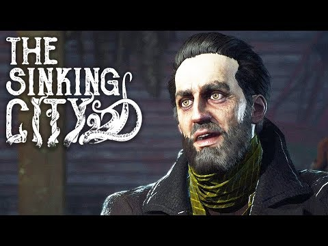 СПАСИТЕЛЬ-ПЬЯНЧУЖКА ► The Sinking City #13