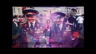 Дарья Николаева БОЕВЫЕ ОРДЕНА (слова и музыка Ю.Давыдюк)