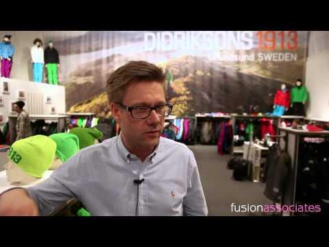 Didriksons - Jörgen Lorentzon Interview brand heritage
