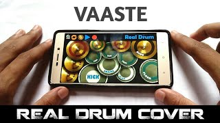 Vaaste | real Drum cover | Hindi song drum cover | EMROSE percussion
