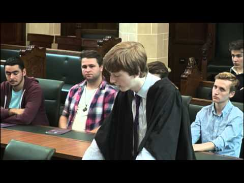 Magna Carta Moot at the Supreme Court, 19th June 2015
