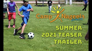 Camp Nageela West  2021 Teaser