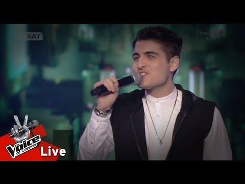 Δημήτρης Θεοδοσιάδης - Stand by me now  2o   The Voice of Greece