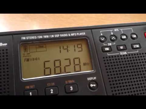 Radio Vitsebsk Belarus received in Romania