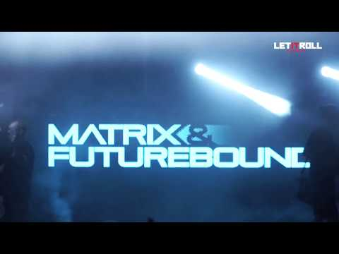 MATRIX & FUTUREBOUND / Factory stage - Let It Roll 2016