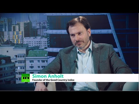 IN THE IMAGE OF GOOD? Ft. Simon Anholt, Founder of the Good Country Index