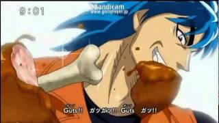 トリコは何でも食います...