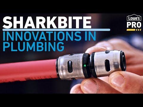 sharkbite:-innovations-in-plumbing-technology-|-lowe's-pro