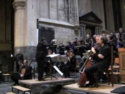 CTS News 120409 - Johannes Passion-Maastricht Kamerkoor