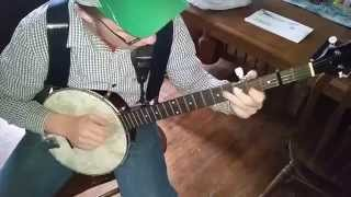 Josiah Tyree   The Spotted Pony Old Time Clawhammer Banjo