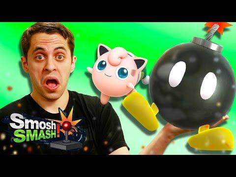 WAY TOO MANY EXPLOSIONS (Smosh SMASH!)