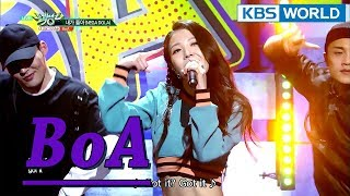 BoA - NEGA DOLA (내가 돌아) [Music Bank COMEBACK / 2018.02.02]