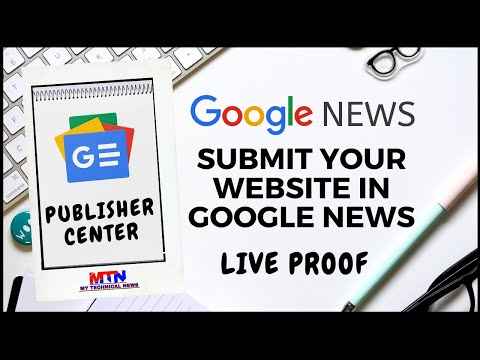 How To Submit Your Website In Google News | Google News Approval | Live Proof.