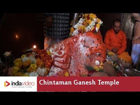 Chintaman Ganesh Temple in Ujjain, Madhya Pradesh