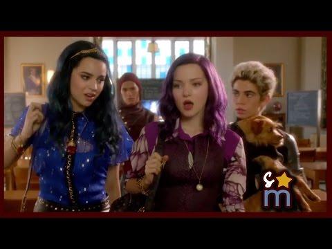 """Disney's DESCENDANTS Official Trailer #1 """"Arrive"""" - Dove Cameron, Cameron Boyce"""
