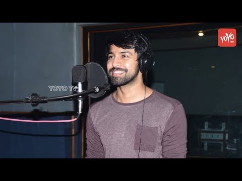 Mega Star Chiranjeevi Son-In-Law Kalyan Begins Dubbing For Debut Film | Tollywood  | YOYO TV Channel