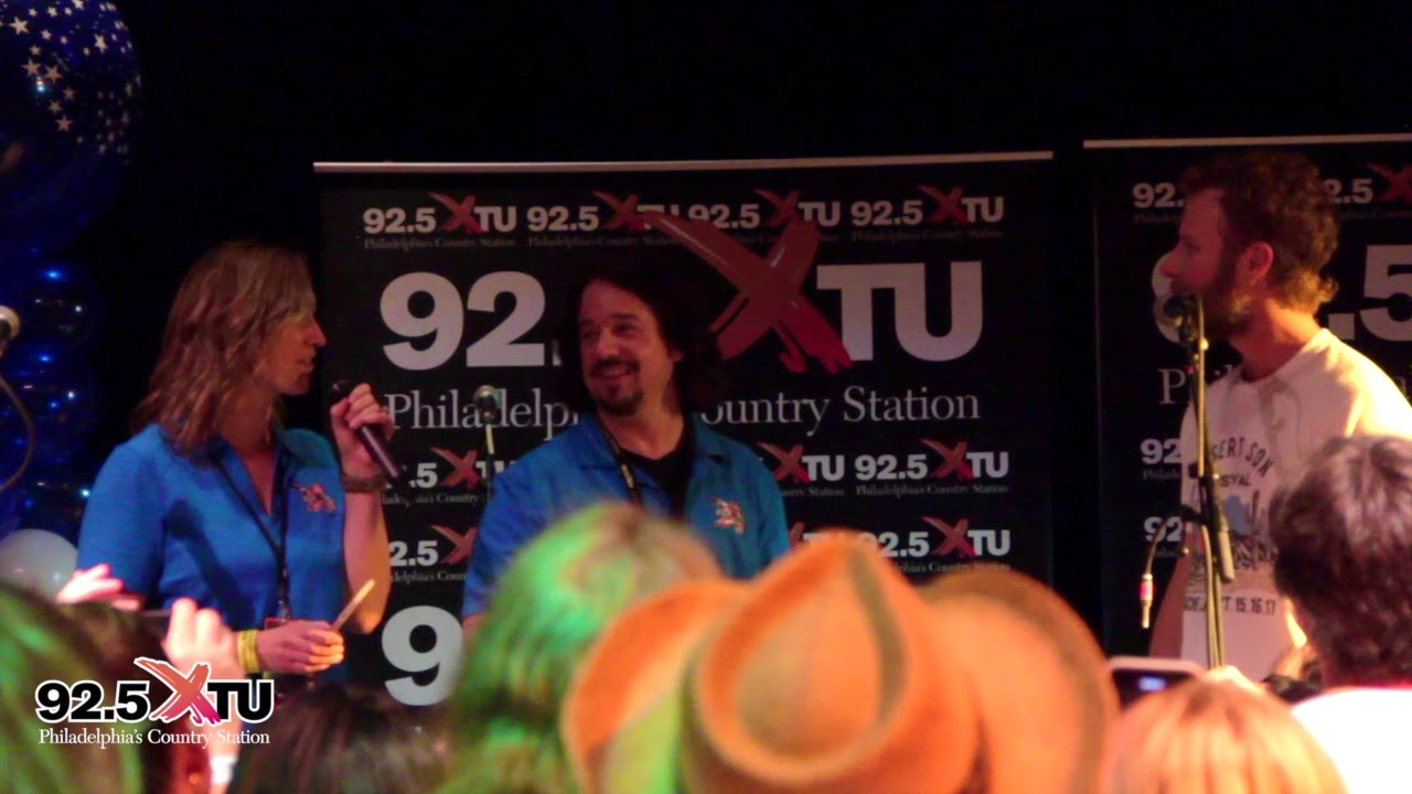 Dierks Bentley Talks With The XTU Morning Crew