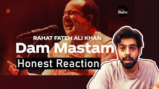 Dam Mastam | Coke Studio Season 12 | Honest Reaction
