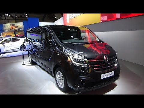 2020 Renault Trafic Grand Spaceclass DCi 170 EDC - Exterior And Interior - Auto Show Brussels 2020